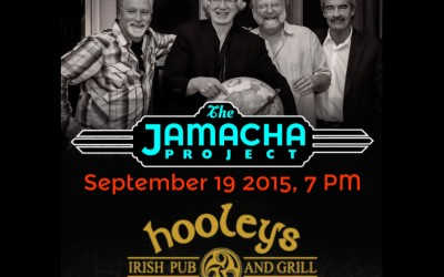 Our September Show at Hooley's