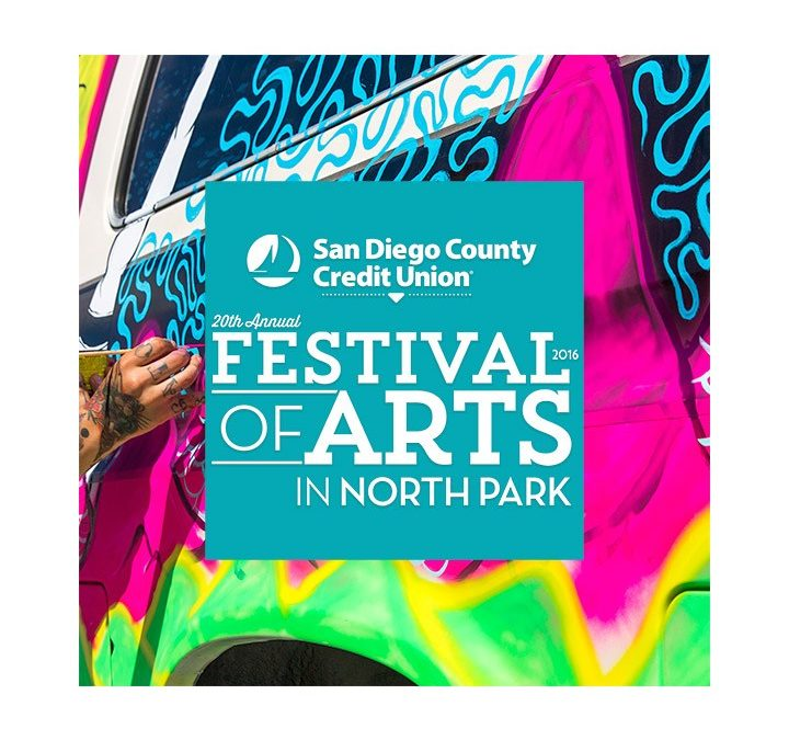 May 20, 2107 Festival of Arts in North Park