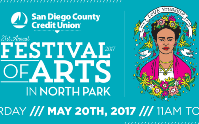 May 20, 2017 Festival of Arts in North Park