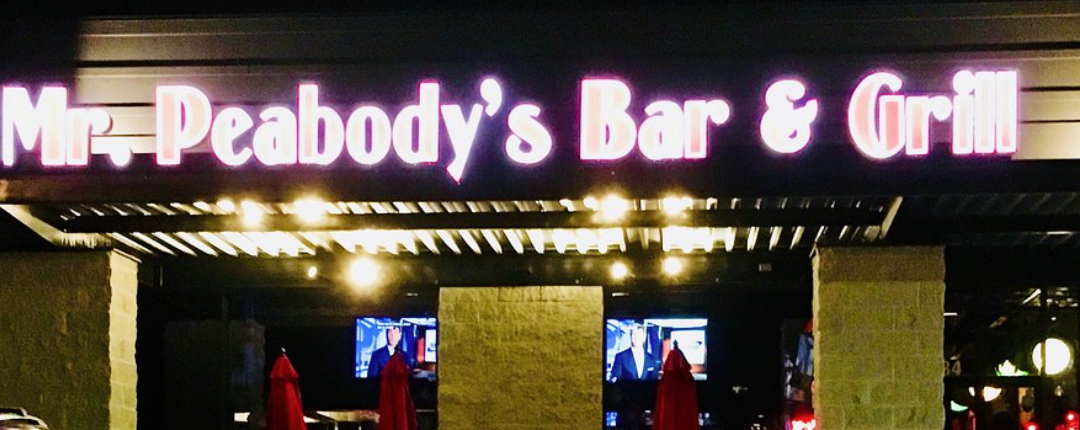 Saturday, January 19, 2019, 8:30 PM, Mr. Peabodys, Encinitas