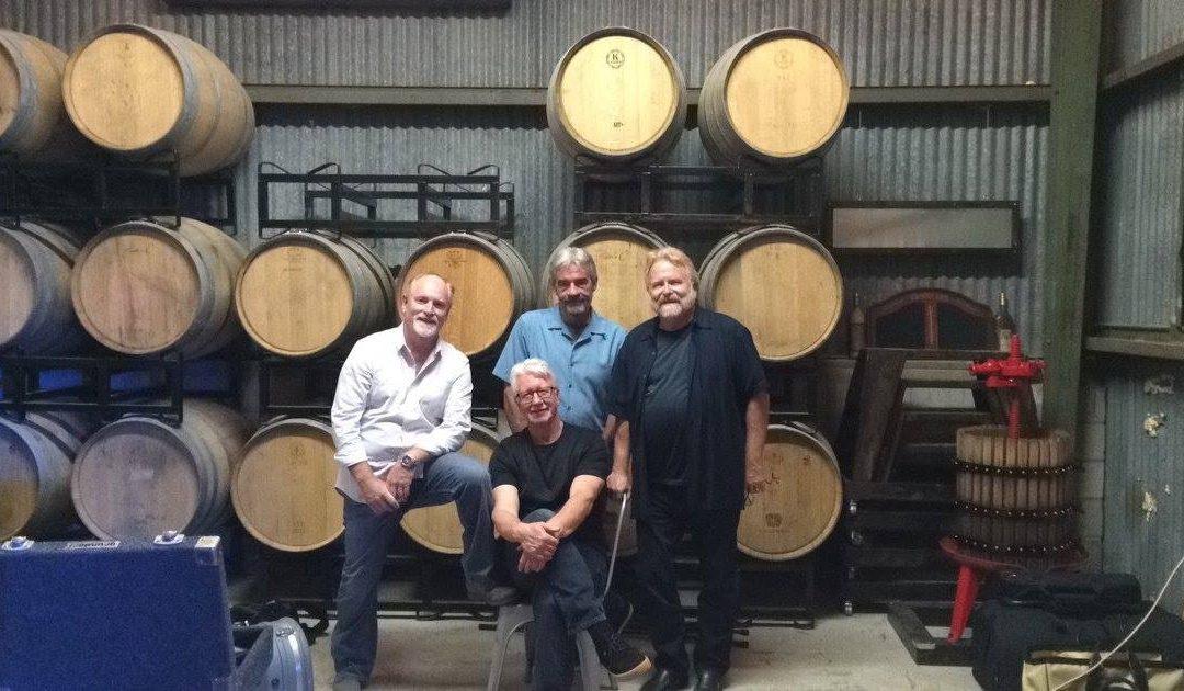June 17, 2017 La Mesa Wine Works