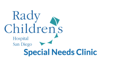 Rady Children's Hospital Special Needs Clinic Annual Christmas Party!