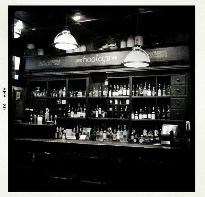 Friday, May 11th, 8:30 PM, Hooleys Irish Pub