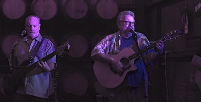 Saturday, Sept. 21, 2019, 6:30 PM, La Mesa Wine Works